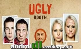 زشت کردن دوستان با UglyBooth v1.0